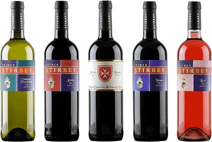 Vinuri Știrbey - Drăgășani