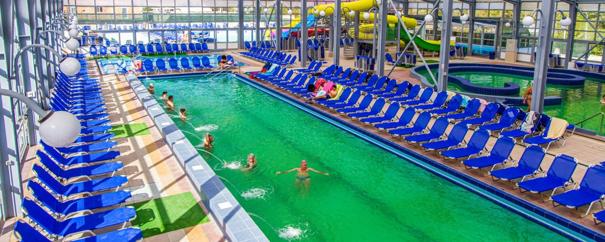 Aqua Park Cozia - Căciulata