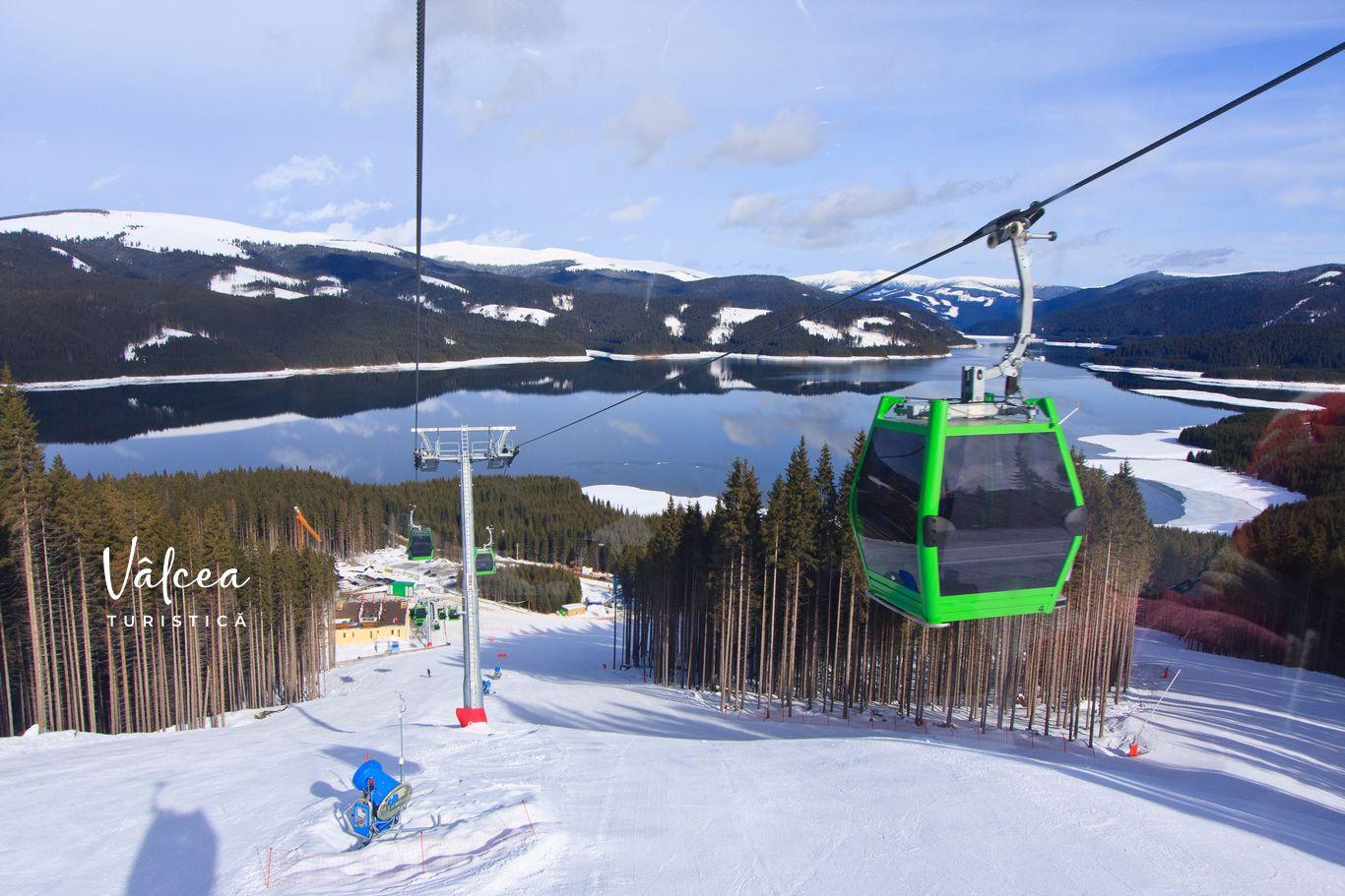 Ski Resort Transalpina