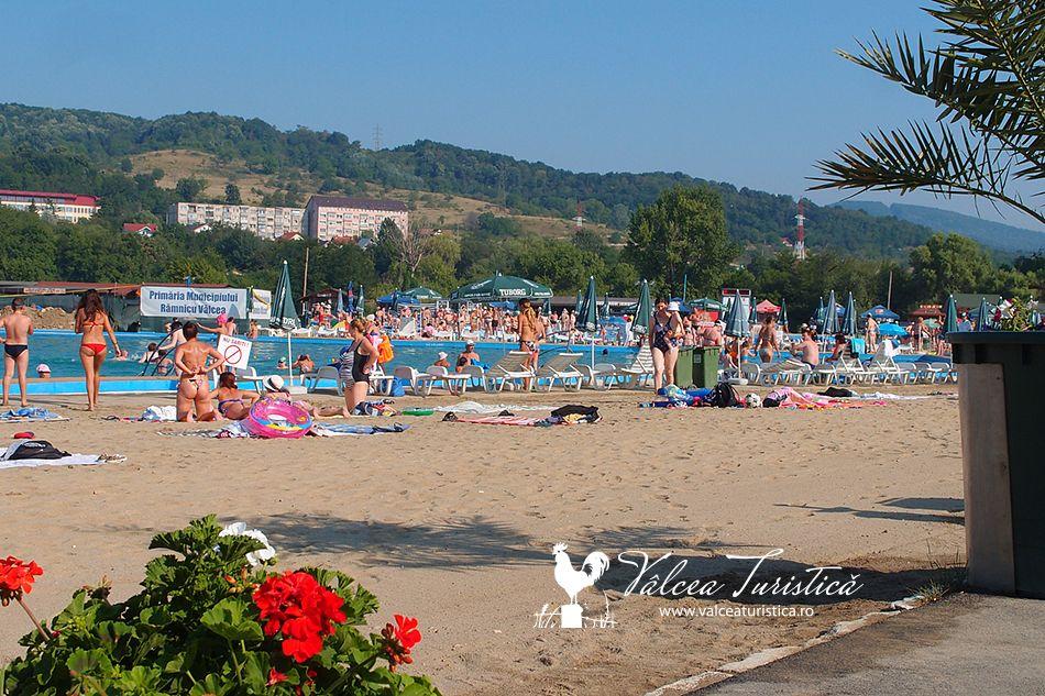 Strand Ostroveni Ramnicu Valcea