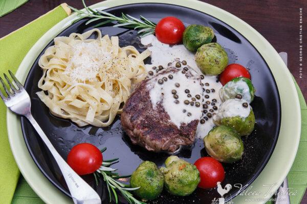 Preparat culinar Pensiunea Noel Olanesti