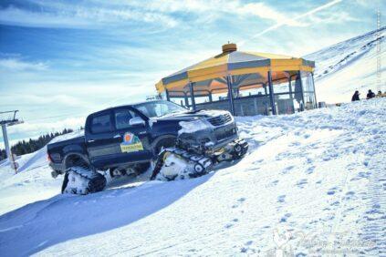 Apreski - Ski Resort Transalpina