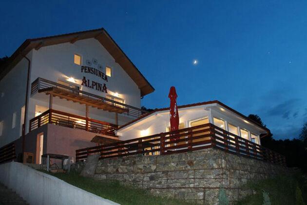 Pensiunea Alpina
