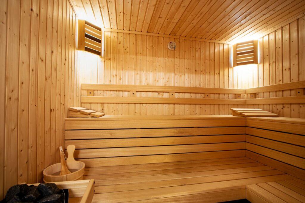 Sauna finlandeza Hotel Izvoare