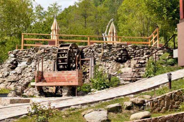 Cabanele Cascada